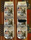 Frederick Douglas American Civil War/War Between the States crew socks