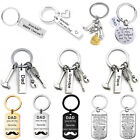 Kyпить Fathers Day Gift For Dad Daddy Father Birthday Anniversary Keyring Chain Present на еВаy.соm
