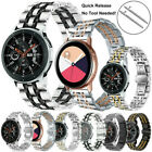 For+Samsung+Galaxy+Watch+46mm%2FGear+S3+Classic+Stainless+Steel+Band+Metal+Strap