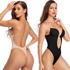 Fajas Colombianas Reductoras Levanta Cola Girdle Post Surgery Full Body Shaper