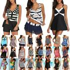 Womens Bikini Tankini Set Boy Shorts Skirt Swimsuit Swimwear Swimdress Beachwear