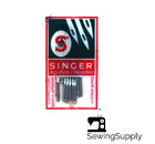10 EACH SINGER BALL POINT 2045 GOLD TIP HOME SEWING MACHINE NEEDLES $7.5 USD on eBay