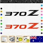 2x Nissan 370z Width 150mm Premium Adhesive Vinyl Decal Car/wall/laptop
