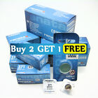 Renata [BUY 2 GET 1 FREE OFFER] Silver Oxide & Lithium Watch Batteries ALL SIZES