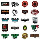 Elvis Def Leppard Guns n' Roses Fall Out Boy Red Hot Chili Peppers Iron On Patch