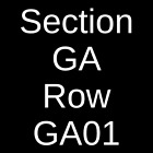 Kyпить 2 Tickets The Revivalists 10/28/20 Huntsville, AL на еВаy.соm