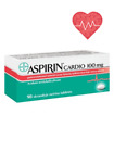 ASPIRIN CARDIO 100 mg Resistant Tablets To Inhibit Blood Clotting Healthy Heart $11.37 USD on eBay