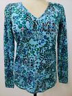 "New Lilly Pulitzer Women's ""Escapade in the Everglades"" Jodie Top, XS, S, M, L"