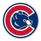 Chicago Cubs Round Precision Cut Decal on Ebay
