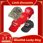 President Trump 2020 Make America Great Again Hat Camouflage Baseball Cap Unisex