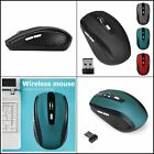 NEW WIRELESS Gaming MOUSE With USB Receiver Optical Ergonomic Best For PC Laptop