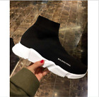 Fashion Women Men Designer Style Knit Speed Sock Runner Trainers Sneakers shoes