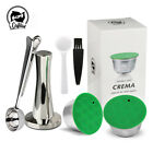 i Cafilas Stainless Refillable Reusable Dolce Gusto Coffee Capsule Pod Filter