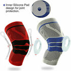 Knee Sleeve Compression Brace Support For Sport Joint Pain Arthritis Relief US