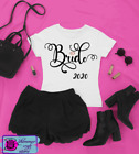 Bride 2020 Shirt Free Shipping From US Seller