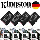 Kyпить KINGSTON micro SD Karte + ADAPTER 100MB/s A1 Speicherkarte 16GB 32GB 64GB 128GB на еВаy.соm