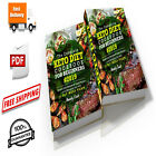 The Complete Keto Diet Cookbook For Beginners 2019 Quick  Easy Recipes