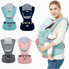 Baby Infant Carrier Breathable Ergonomic Wrap Sling Backpack Front Back Hip Seat
