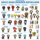 Funko Pop SDCC 2020 SHARED Sticker PREORDER ALL FUNKOS Star Wars, DBZ The Office $34.99 USD on eBay