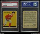 1935 National Chicle #18 Mike Mikulak  PSA 5 - EXFootball Cards - 215