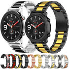 For+Huami+Amazfit+GTR+42+47MM+Bip+S+Lite+Stainless+Steel+Strap+Metal+Wrist+Band