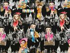 BETTY BOOP Cotton Fabric - 1/4 Yard to 1 YARD -  OOP & EXTREMELY RARE! $37.23 CAD on eBay