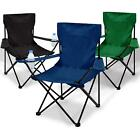 Folding Camping Chair Potable Garden Fishing Outdoor Seat Festival Beach Patio