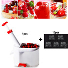 Novelty Super Cherry Pitter Stone Corer Remover Machine Cherry Corer With Contai