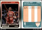 1988 Fleer 20 Scottie Pippen Bulls Central Arkansas 7 NM