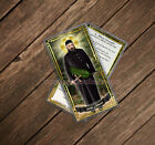 Saint St Alberic Crescitelli, China laminated Catholic Holy Card.