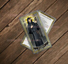 Saint Faustina Kowalska, Poland laminated Holy Prayer card. St. Faustina Statue