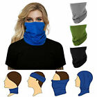 COOLING┃Neck Gaiter ┃Face Cover Mask ┃Bandana Tube Scarf ┃Cycling Motorcycle