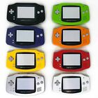 Nintendo Gameboy Advance Shell Housing Replacement Game Boy GBA IPS Ready Trim