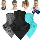 Half Motorcycle Sun Uv Protection Cycling Neck Cover Scarf Face Mask Balaclava