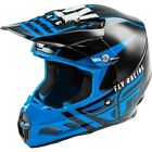 FLY Racing 2020 F2 Granite MIPS Helmet - Blue/Black/White