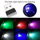 Mini Usb Led Car Interior Light Neon Atmosphere Ambient Lamp Bulb