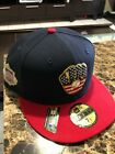 New Era 59fifty 5950 Milwaukee Brewers 2019 Stars & Stripes Fitted Hat Cap on Ebay