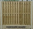 Double Sided Panels, Concrete Posts & Gravel Boards 10 Section DIY Pack