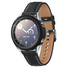 Galaxy Watch Active 3 (45mm/41mm) Case | Spigen®[Liquid Air] Matte Black Cover