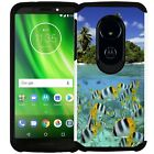For Motorola Moto E5 / Moto G6 / G6 Play / G6 Forge Case Slim Hybrid Phone Cover