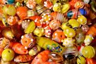 10mm-to-35mm-mixed-glass-lampwork - You Pick Color