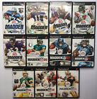 Football games  (Playstation 2) PS2 Tested And Works! Madden ESPN