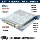 "Internal 2.5""/3.5"" Hard Drive 120GB 160GB 250GB 320GB 500GB 1TB SATA HDD FOR PC"
