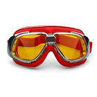 Retro Vintage Aviator Pilot Motorcycle Cruiser Biker Sport Goggles Protective