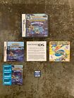 Nintendo DS Games - COMPLETE IN BOX, FREE SHIPPING, 30-DAY RETURNS, TESTED