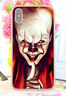 Pennywise The Clown Horror It Movie Gift Hard Cover Case For iPhone Galaxy 2 New