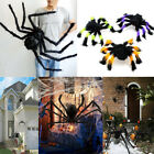 Spider Halloween Decoration Haunted House Prop Indoor Outdoor Giant Scary Party