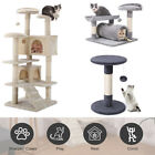 Cat Tree Condo Activity Centre Play House Kitten Climbing Tower Scratching Post