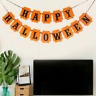 Halloween Bunting Spooky Decorations Party Banner Pumkin Garland Hot C5D6
