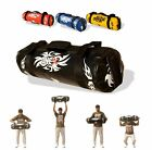 Training Fitness Power Bag Exercise Boxing Weight Filled Sand Bags Cross Fit 5KG